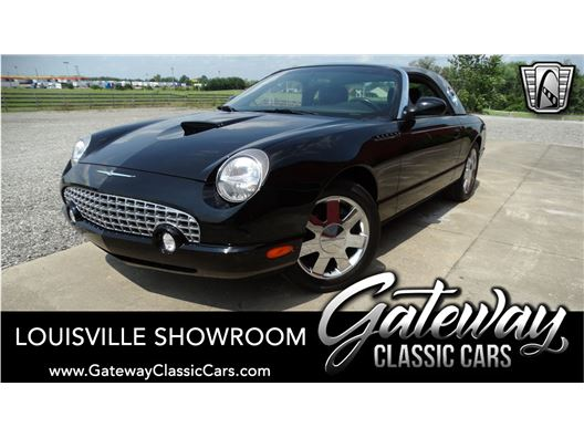 2002 Ford Thunderbird for sale in Memphis, Indiana 47143