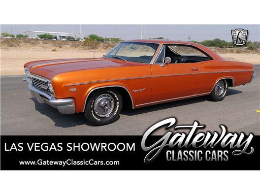 1966 Chevrolet Impala for sale in Las Vegas, Nevada 89118