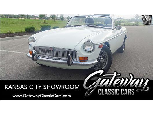 1970 MG B for sale in Olathe, Kansas 66061
