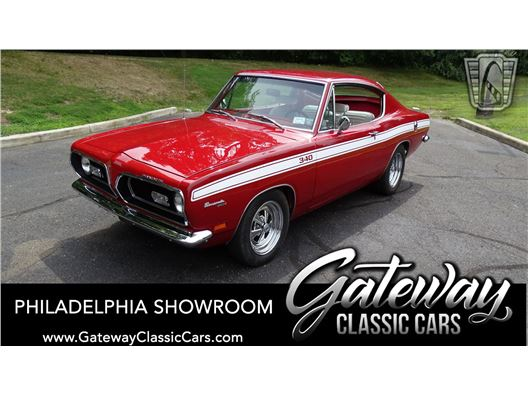 1969 Plymouth Barracuda for sale in West Deptford, New Jersey 8066