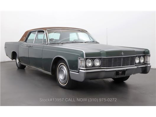 1968 Lincoln Continental for sale in Los Angeles, California 90063