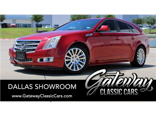 2010 Cadillac CTS for sale in DFW Airport, Texas 76051