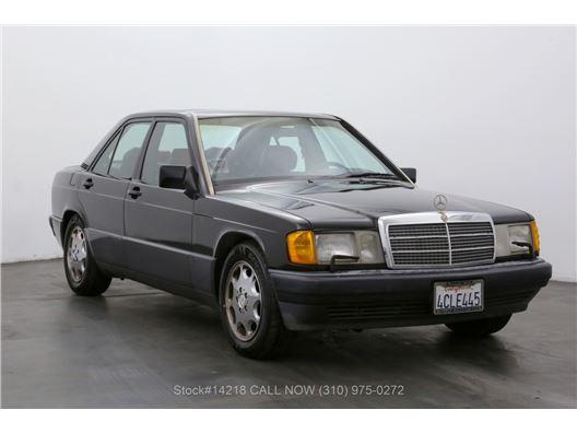 1993 Mercedes-Benz 190E 2.6 Sportline for sale in Los Angeles, California 90063
