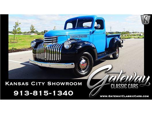 1946 Chevrolet Pickup for sale in Olathe, Kansas 66061