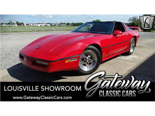 1986 Chevrolet Corvette for sale in Memphis, Indiana 47143