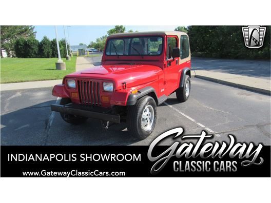 1994 Jeep Wrangler for sale in Indianapolis, Indiana 46268