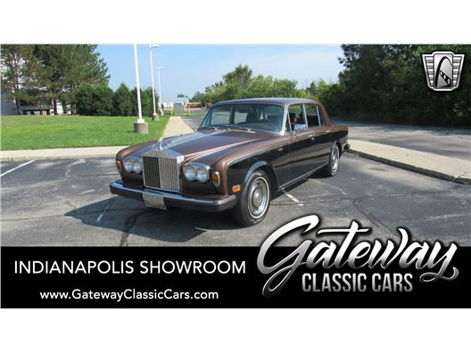 1979 Rolls-Royce Silver Shadow II for sale in Indianapolis, Indiana 46268