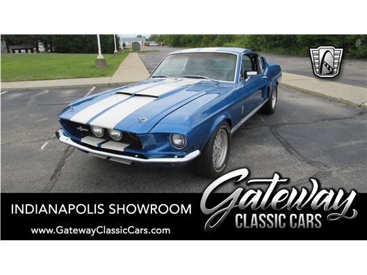 1967 Ford Shelby GT350 for sale in Indianapolis, Indiana 46268