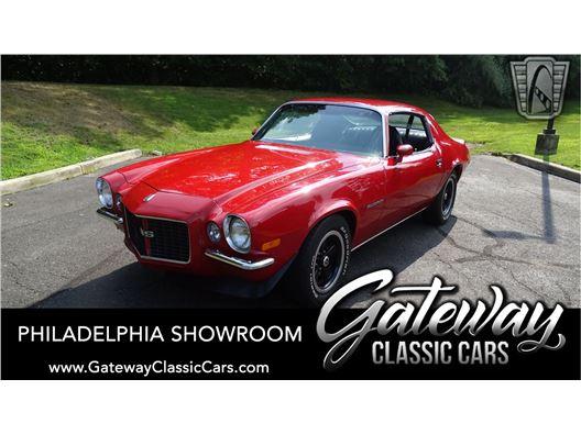 1972 Chevrolet Camaro for sale in West Deptford, New Jersey 8066