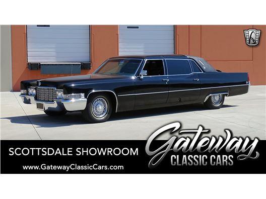 1969 Cadillac Fleetwood for sale in Phoenix, Arizona 85027