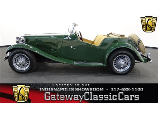 1953 MG TD for sale in Indianapolis, Indiana 46268