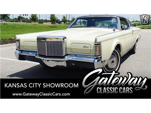 1970 Lincoln Mark III for sale in Olathe, Kansas 66061