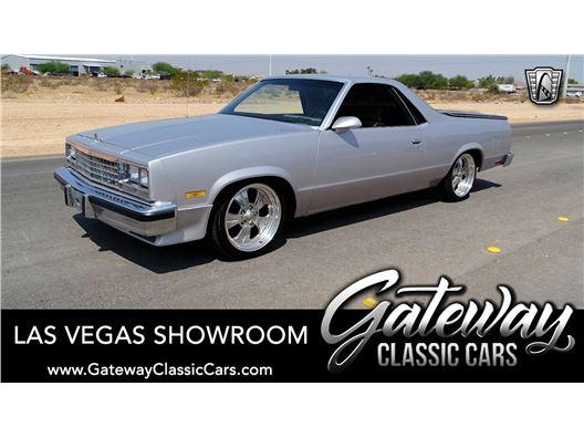 1981 Chevrolet El Camino for sale in Las Vegas, Nevada 89118
