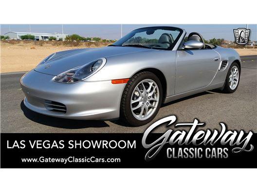 2003 Porsche Boxster for sale in Las Vegas, Nevada 89118