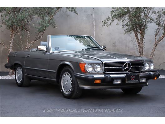 1989 Mercedes-Benz 560SL for sale in Los Angeles, California 90063