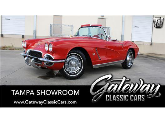 1962 Chevrolet Corvette for sale in Ruskin, Florida 33570