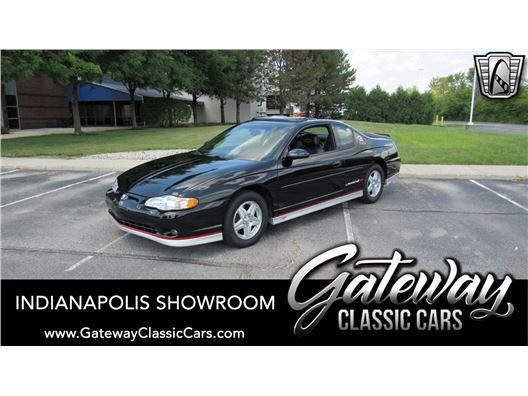 2002 Chevrolet Monte Carlo for sale in Indianapolis, Indiana 46268