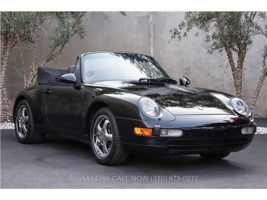1998 Porsche 993 Carrera for sale in Los Angeles, California 90063