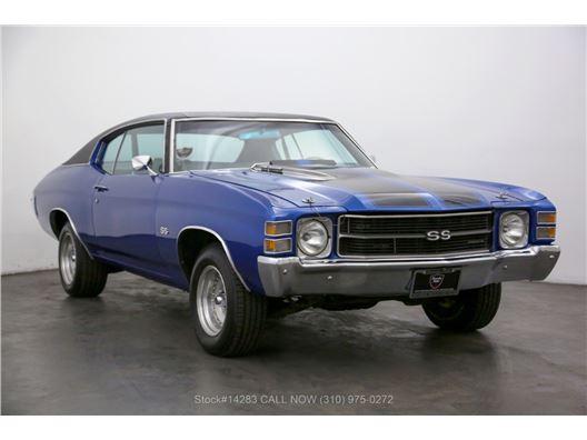 1971 Chevrolet Malibu 2-Door Sport for sale in Los Angeles, California 90063