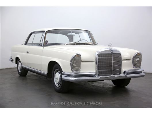 1965 Mercedes-Benz 220SEB Sunroof for sale in Los Angeles, California 90063