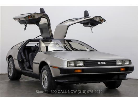 1981 Delorean DMC-12 for sale in Los Angeles, California 90063