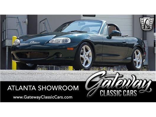 2001 Mazda Miata for sale in Alpharetta, Georgia 30005