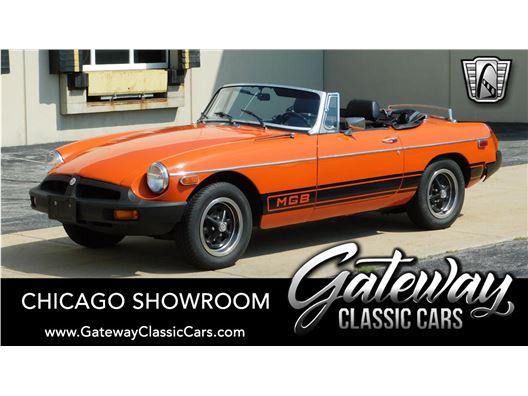 1980 MG MGB for sale in Crete, Illinois 60417