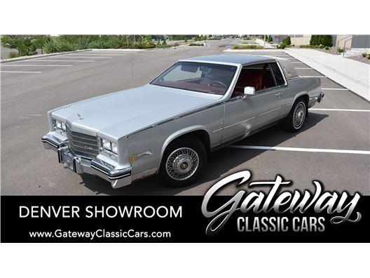 1985 Cadillac Eldorado for sale in Englewood, Colorado 80112