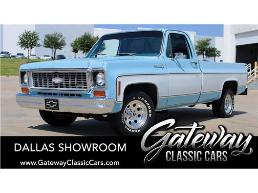1974 Chevrolet C10 for sale in DFW Airport, Texas 76051