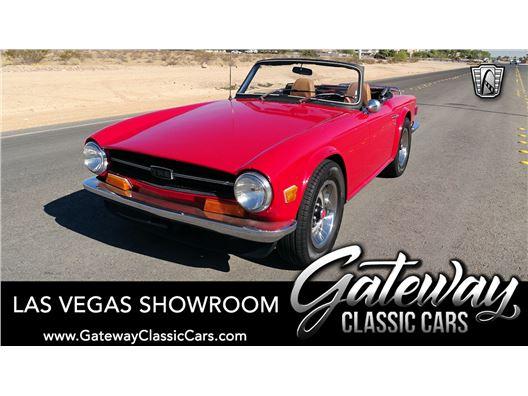 1972 Triumph TR6 for sale in Las Vegas, Nevada 89118