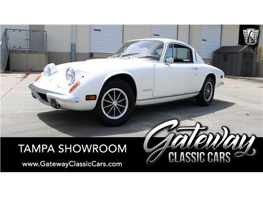 1972 Lotus Elan for sale in Ruskin, Florida 33570