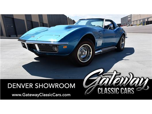 1969 Chevrolet Corvette for sale in Englewood, Colorado 80112