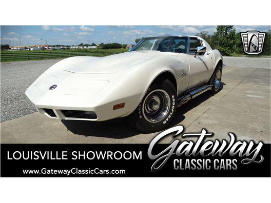 1973 Chevrolet Corvette for sale in Memphis, Indiana 47143