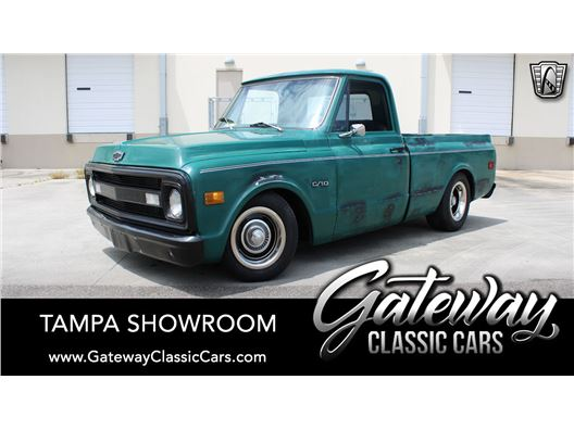 1969 Chevrolet C10 for sale in Ruskin, Florida 33570