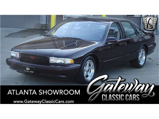 1996 Chevrolet Impala for sale in Alpharetta, Georgia 30005
