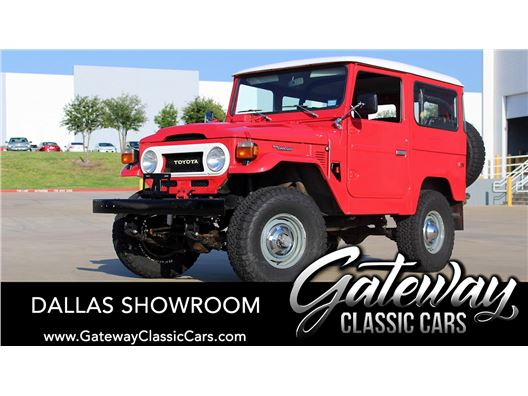 1976 Toyota FJ40 for sale in DFW Airport, Texas 76051
