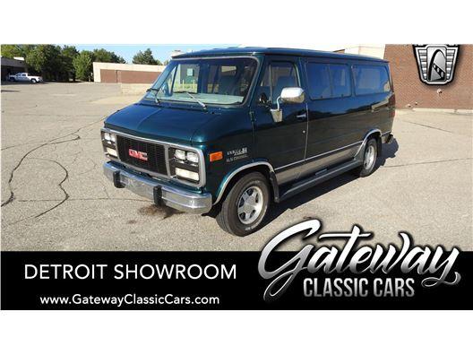 1994 GMC Rally Wagon for sale in Dearborn, Michigan 48120