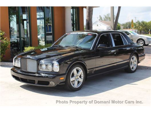 2004 Bentley Arnage for sale in Deerfield Beach, Florida 33441