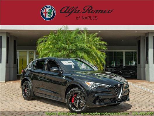 2021 Alfa Romeo Stelvio Quadrifoglio for sale in Naples, Florida 34104