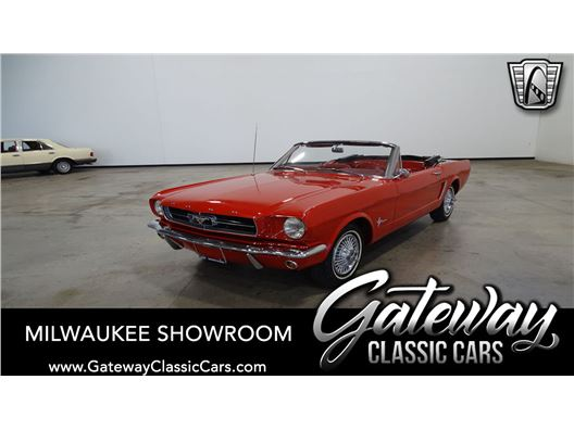 1964 Ford Mustang for sale in Kenosha, Wisconsin 53144