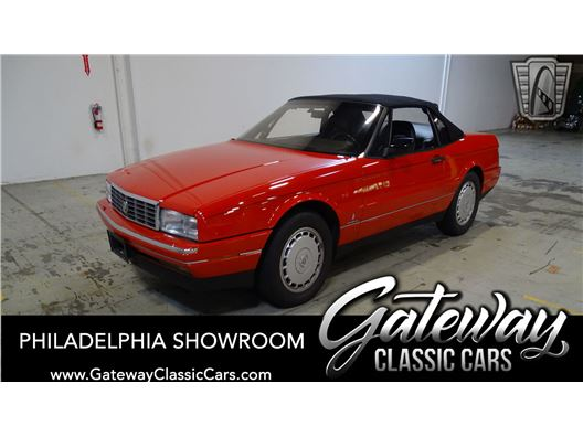 1990 Cadillac Allante for sale in West Deptford, New Jersey 8066