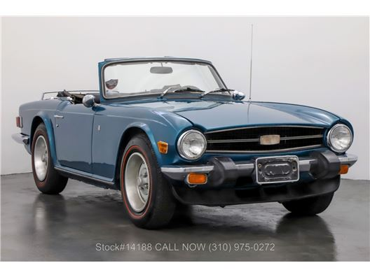 1976 Triumph TR6 for sale in Los Angeles, California 90063