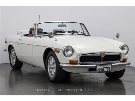 1973 MG B for sale in Los Angeles, California 90063