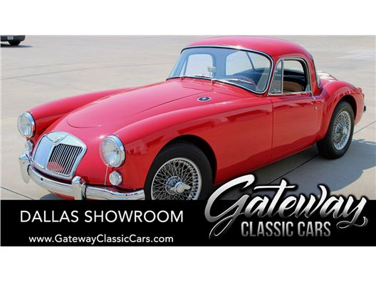 1958 MG MGA for sale in DFW Airport, Texas 76051