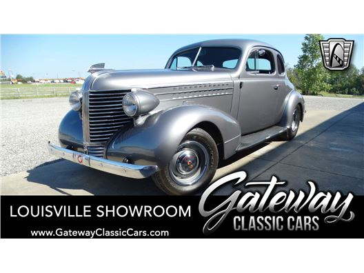 1938 Pontiac Coupe for sale in Memphis, Indiana 47143