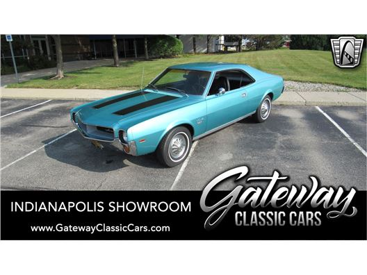 1968 AMC Javelin for sale in Indianapolis, Indiana 46268