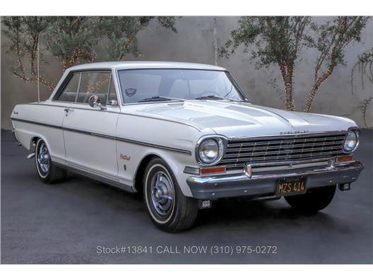 1963 Chevrolet Nova SS 2-Door Hardtop for sale in Los Angeles, California 90063
