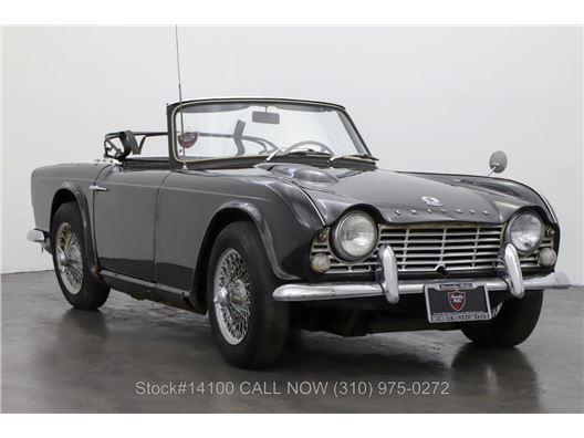 1965 Triumph TR4 for sale in Los Angeles, California 90063