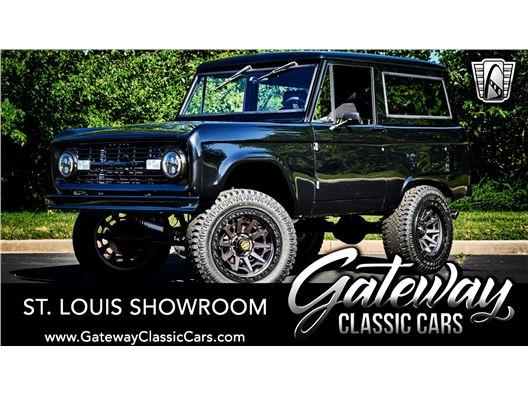 1973 Ford Bronco for sale in OFallon, Illinois 62269