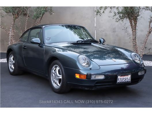 1995 Porsche 993 Carrera for sale in Los Angeles, California 90063